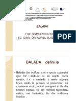 Balada PDF