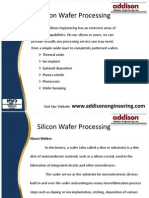 Addistionengineering - Silicon Wafer Processing(1)