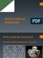 Inyección de Gasolina 1