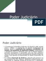 Poder Judiciário Slide