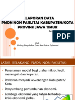 Daftar PMDN Jawa Timur 2014
