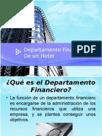 Dep. Financiero