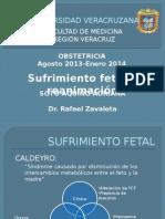 Sufrimiento Fetal y Reanimación