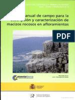 Manual de Campo Para La Descripcion y Caracterizacion de Macizos Rocosos (1)