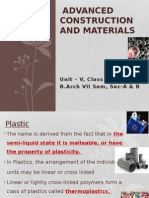 Unit 5 Advanced Materials