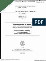 IEC 364-4-45