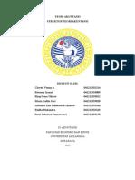 TEORI AKUNTANSI Struktur Akuntansi