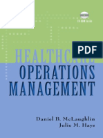 81073298 Healthcare Operations Management