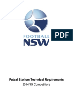 20140410 - LEG - FNSW Futsal Stadium Technical Requirements 2014-15 v2 ES