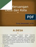 Pola Keruangan Desa dan Kota.pptx