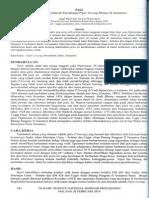 Catatan Baru Daerah Persebaran Piper Lowong Blume Di Sumatra