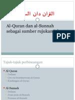 Al Quran Dan Al Sunnah