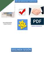 2a. Sesión CEST. 2015