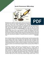 Menelusuri Sejarah Penemuan Mikroskop