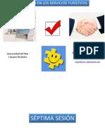 7a. Sesión CEST. 2015