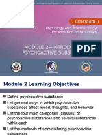 C1 Mod 2 – Introduction to Psychoactive Substance Use.ppt