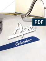 Brochure Ape Calessino 2009