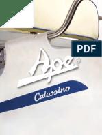 Brochure Ape Calessino 2009