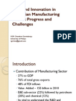 2. R&D and Innovation in Malaysian Manufacturing Sector-Progress and Challenges