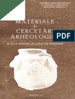 H. Daicoviciu, E. Comsa, s.a. - Materiale si cercetari arheologice XV 1981.pdf