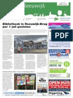 Kijk Op Reeuwijk Wk12 - 18 Maart 2015