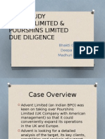 Due Diligence Case