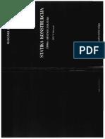 Statika Konstrukcija Zbirka Rešenih Zadataka III Izdanje Radomir Folić