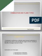 Combustion in Diesel Engine