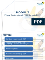 Materi FTTX Modul 2 Validasi