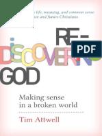 Rediscovering God