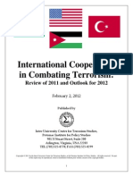 International Cooperation in Combating Terrorism