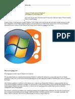 Windows 7 and Ubuntu lesson.docx