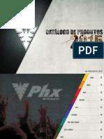 Catalogo Phoenix2015