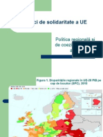Politica Regionala a UE