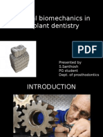 Clinical Biomechanics in Implant Dentistry