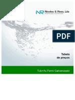 NICOLAU & ROSA - Tubo Acessorios Galvanizado (PT)
