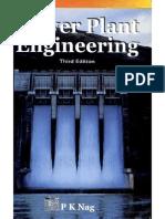 Power Plant Engineering,