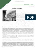 ¡Oro en El Edificio Copello! - Articulo DiarioLibre