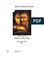 Enemy at the Gates Review Film