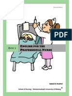 English for the Professional Nurse Book 2
