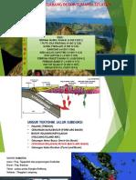 Geologi Cekungan Sumatera Selatan