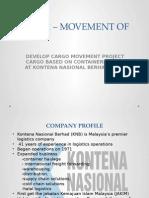Jlb 20702 – Movement of Goods