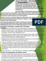 Penilaian Pengaruh Internal (Internal Forces Assessment)