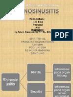 Css 1 Rhinosinusitis (Jipi, Riri)