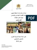 etude sur l'economie elhajeb maroc