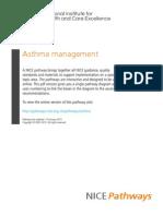 Asthma Asthma Management