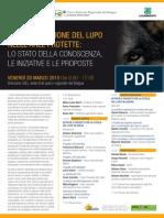 seminario lupo parco beigua programma 20marzo2015