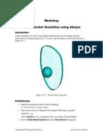 ABAQUS Workshop - Tennis Racket