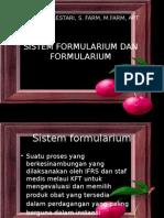 Formularium Dan Sistem Formularium