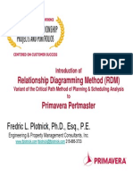 Fredic L Plotnick - Relation Diagramming Method (RDM)